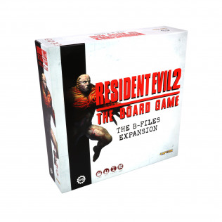 Resident Evil 2 - The Board Game The B-Files Expansion