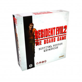 Resident Evil 2 - The Board Game Survival Horror Expansion