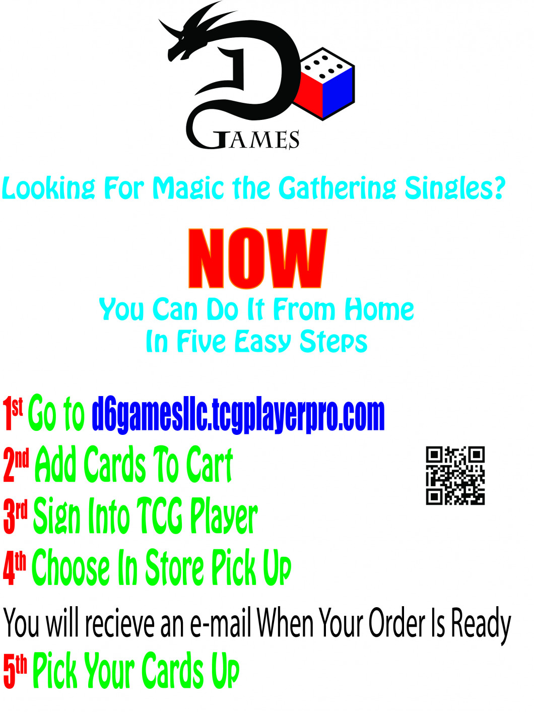 Grow your skills or learn new card games