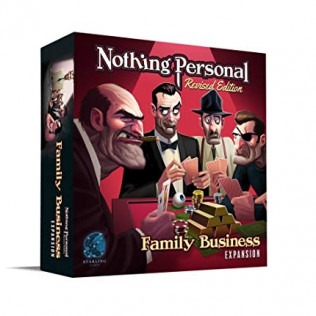 Nothing Personal: Family Business