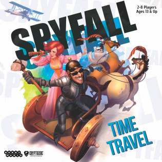 Spyfall: Time TravelSpyfall: Time Travel