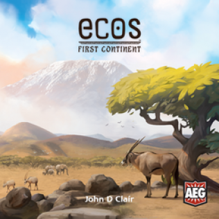 Ecos: The First Continent - ALDERAC ENTERTAINMENT GROUP